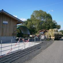 Heuernte Ferienhof Räder