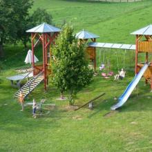 Spielplatzvergnügen - Ferienhof Lochau