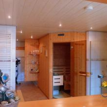 Sauna - Ferienhaus Lochau