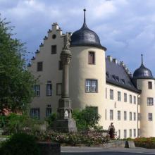 Schloss Oberschwarzach