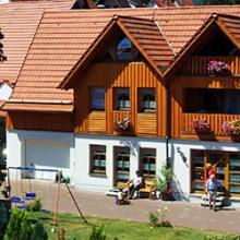 """Ferienhaus Räder """"Mitten im Dorf"""" Rhön"""